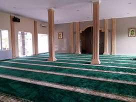 Jual karpet sajadah masjid turki roll