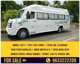 Traveller 19 seater BS4 | Jingie A/C