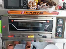 Gold star oven