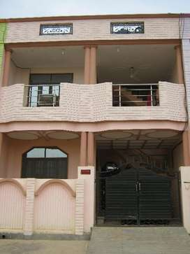 3 BHK Semi-Furnished Non-Independent House for Rent to Family.