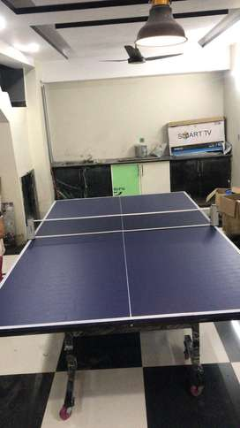 Table tennis table brand new pin packed