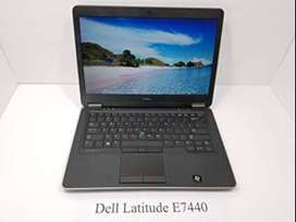 dell e7440 slim i5 4th gen 4gb 500gb charger Weight less