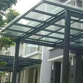 Canopy kaca Rc 918