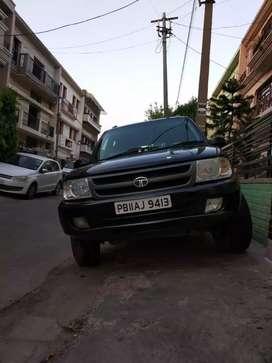 Tata Safari 2008 Diesel Good Condition