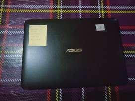 laptop asus ram 4gb slim mulus
