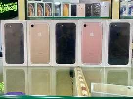 Apple iphone 7 128gb black/gold/rose brand new sealed