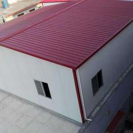 Available house container Prefabricated house livable house.