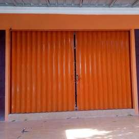 Servis rolling door folding gate termurah