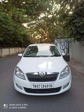 Skoda Rapid 1.5 TDI CR Ambition Automatic with Alloy Wheels, 2016, D..