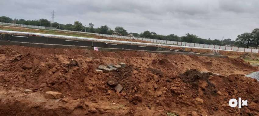 DTCP Open plots for sale at Sagar Highway, at SangaReddy  best service 0