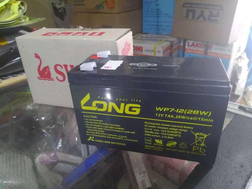 Aki kering 12v 7.2 ampere serba guna, untuk sprayer mobilan aki 0