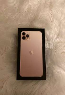 iPhone 11 pro max 256GB SEALED