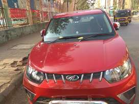 Mahindra kuv in superb condition and rarely used.