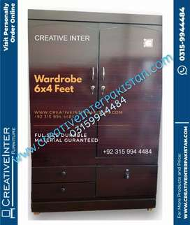 Wardrobe Almari cupboard Marvelous center table rack sofa cum bed