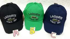 Topi lacoste since 1927