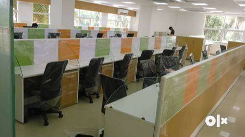 Fully Furnished Commercial Office For Rent