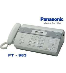 Mesin Fax Panasonic Pesawat Telepon Mesin Fotocopy