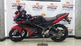 Kawasaki ninja 150 cc RR tahun 2014