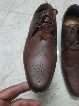 TAYLOR & WRIGHT imported leather shoes