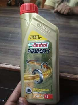 Castrol power 1 oil