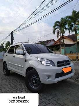 Daihatsu Terios ts extra M/T 2014