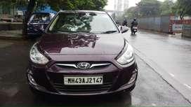 Hyundai Verna 1.6 SX VTVT Automatic, 2011, Petrol