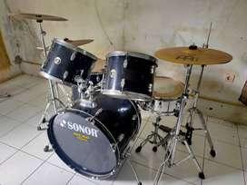 Drum Sonor Force 507 (Bekas Pakai Pribadi))