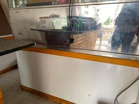 Hotel panipuri stall