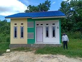 Rumah subsidi dengan uang muka ringan