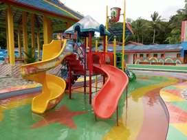 Jual Satu set wahana kolamrenang, playground kolamrenang, waterboom