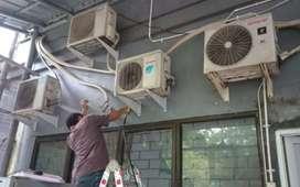 Tatacer Service AC bongkar pasang AC