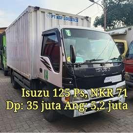 (125 Ps) NKR 71 + Box 2016