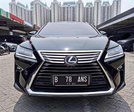 Lexus RX200 Luxury ATPM 2016