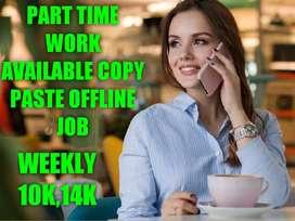 《OFFLINE JOB FOR STUDENT》