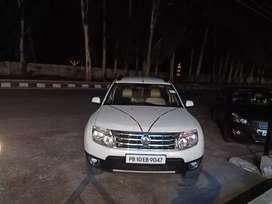 110 bhp Renault duster