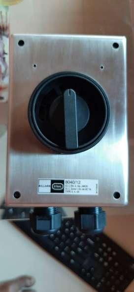 Enclosure stainless steel 316 L hazardous