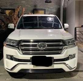 toyota land cruiser VX-R diesel 2017/2018 good condition