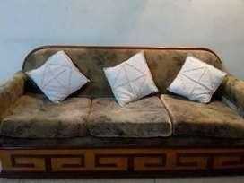 Wooden sofa,pure wood