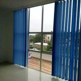 Vertical blinds contoh tirai gorden yang ideal