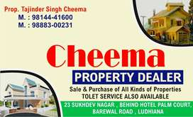 3bhk fully furnished luxry flat marval home barewal road ludhiana.