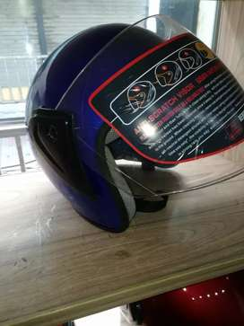Helmet for your safety at your door step