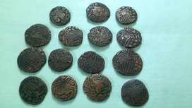 950+ yrs old Chola Dynasty coins at just 60rs per coin