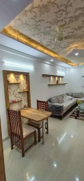 2 bhk fully furnished flat for sale