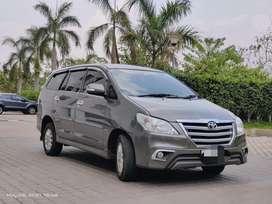 Toyota Innova 2.5 V 8 STR, 2013, Diesel
