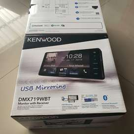 Kenwood DMX 719 Wbt Mirrorlink Mp4 BT ver 4.1 | Boy Audiophile