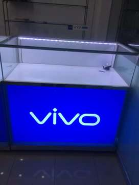 Vivo counter mobile counter oppo counter mobile shop counter