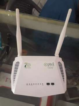 Wireless modem+router model no N300