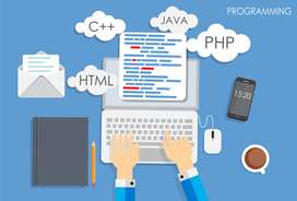 Full time Php developer and designer required