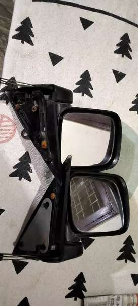 Mahindra Scorpio Side Mirror Pair