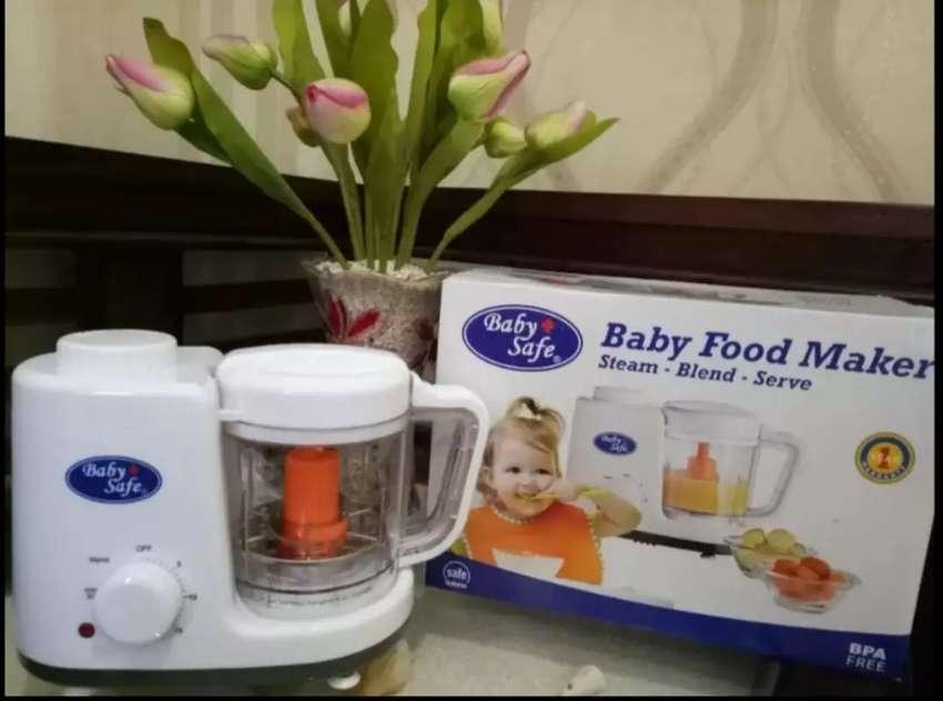 Baby Food Maker (BABY SAFE) 0